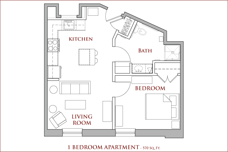 Floor Plans Cony Flatiron