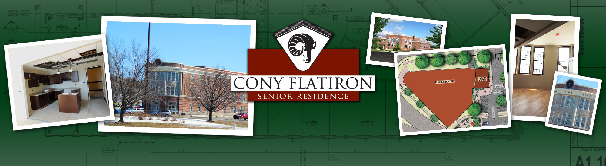 Cony Flatiron 55+ Apartments
